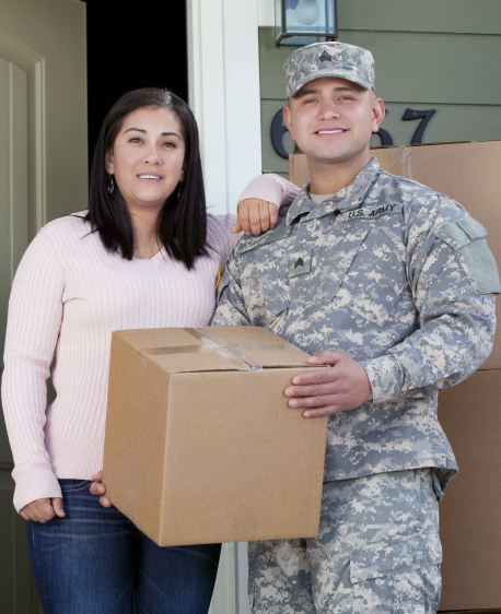 Personal Military Loans